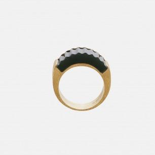 925银青玉戒指(WYF-12) | 原创独立首饰设计品牌