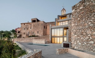 M House in Catalonia bridges modernity and tradition