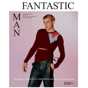 《Fantastic Man》2015春夏
