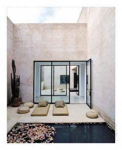 designed by architect Helena Marczewski and Belgian interior designer Esther Gutmer.