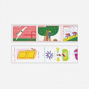 日本和纸胶带 | Paul Cox 设计师限定款