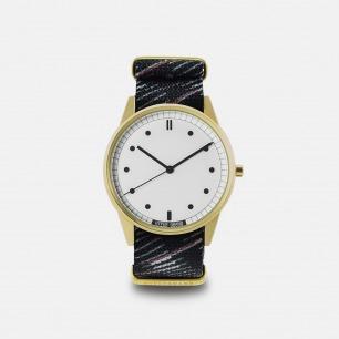 01NATO系列38mm手表  | 潮流印花图案 明星也爱