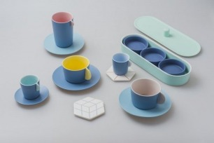 SANIYO tableware
