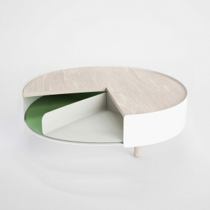 TIMES 4 COFFEE TABLE: AN INNOVATIVE WAY OF STORAGE