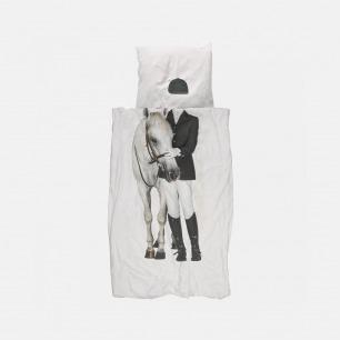 白马王子被套+枕套 | 梦想成真的神奇床单