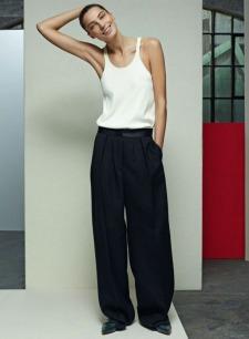 Daria Werbowy for Vogue