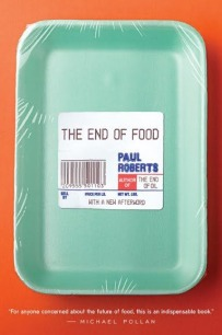 The End of Food / Paul Roberts / design: Mark Robinson