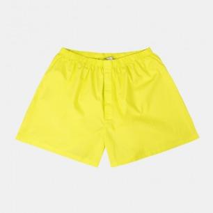 内裤家居短裤-黄色 | 有态度的时髦人士都爱