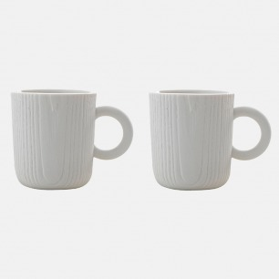 MU木纹浓缩咖啡杯 | 台湾生活美学品牌