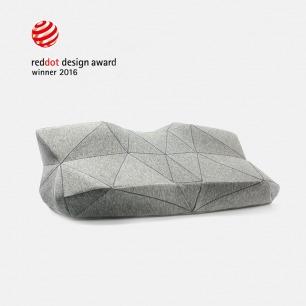 云梦专业音频助眠枕头 | 获2016德国红点设计奖【古典灰】