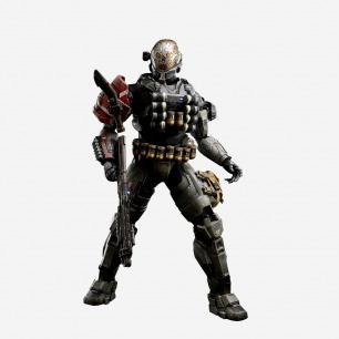 ThreeA TOYS Emile A239 Spartan-III-HALO Reach