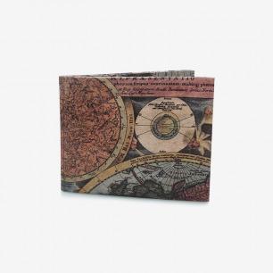 oneday撕不烂的纸钱包《航海图》