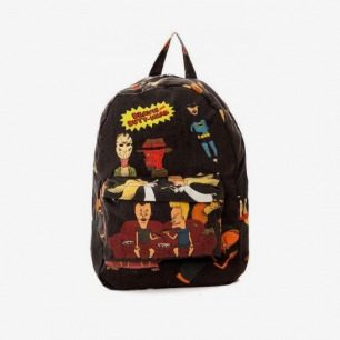 The United States interest limited canvas bag of Beavis & Butthead