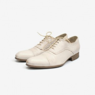 N.D.C NDC MADE BY HAND LEATHER OXFORD DRESS SHOE