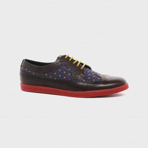 Fred Perry Eton Brogues