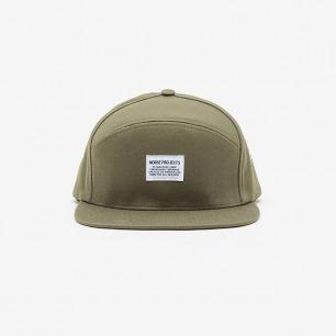 GARBADINE 7 PANEL CAP