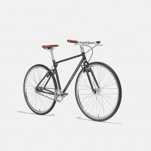 自动变速的城市骑行自行车 暮色灰 | 黑科技骑行 内置蓝牙传感器