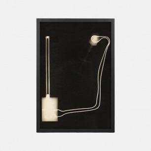 经典摄影作 抽象构图之二 | 由Curtis Moffat拍摄于英国