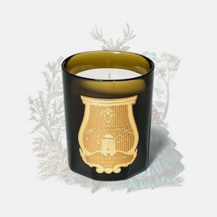 香氛蜡烛 湿土与草地清香 | 法国皇室御用 香气自然清新