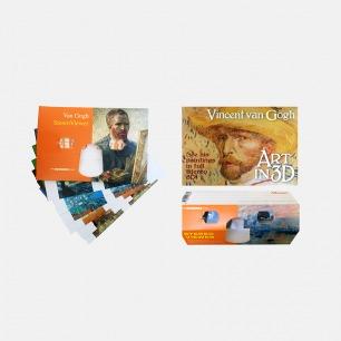 创意3D卡套装-日出印象   荷兰趣味设计 3D观看名作