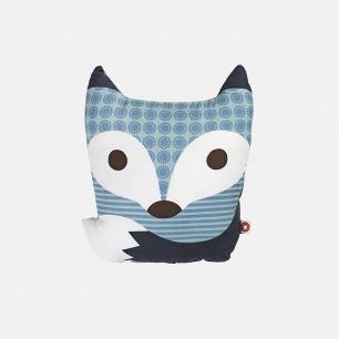 丹麦儿童设计 狐狸有机抱枕