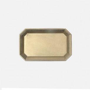 黄铜文具盘 (多尺寸)