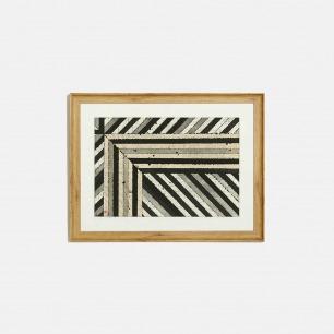 非空非有-原创设计装饰画 | 用点线面来创作的几何世界