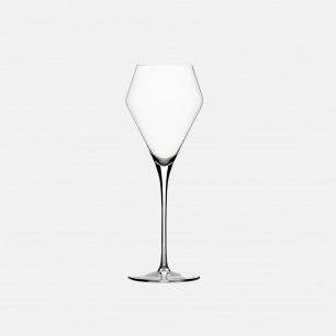 Zalto水晶甜酒高脚杯 一对 | 杯身优雅通透 质感极佳