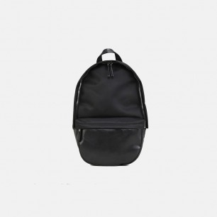 LOST TIME FOUND C1 BACKPACK 拼接背包 黑色