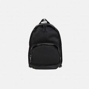 LOST TIME FOUND S2 BACKPACK 拼接背包  黑色