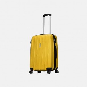 流星雨系列旅行箱 香柠黄 | 箱体轻盈 坚固耐用耐刮花