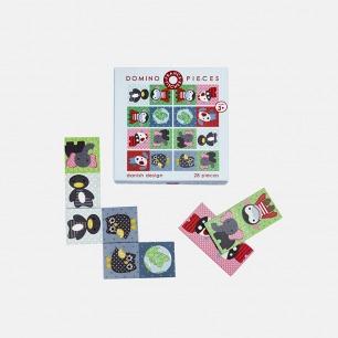 多米诺趣味纸牌 | 纯手工打造的丹麦儿童设计