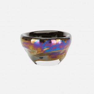虹彩釉曲线碗 | 彩虹变色设计 小