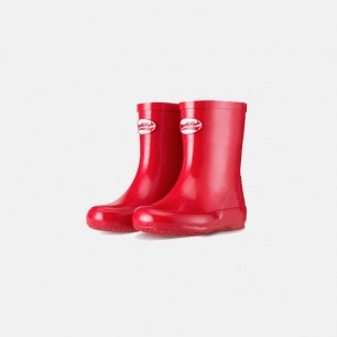 多彩儿童雨鞋   天然环保橡胶 纯手工制造