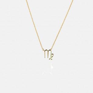 12星座项链-处女座   把你的专属星座戴在颈上