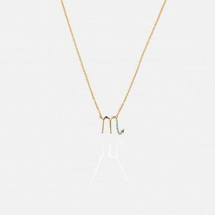 12星座项链-天蝎座   把你的专属星座戴在颈上