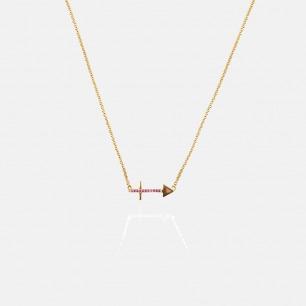12星座项链-射手座   把你的专属星座戴在颈上