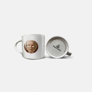 限量复古马克杯   Vintage Mug 官方定制女王系列【白蓝两色】