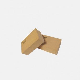 微弹性高密度软木瑜伽砖 | 舒适手感源自黄金比例