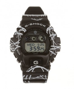 G-SHOCK×FUTURA Collaboration Model Watch