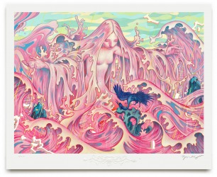 Adrift II by James Jean