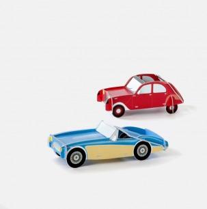 Cool cars 1 - Red & Blue 汽车(红与蓝)