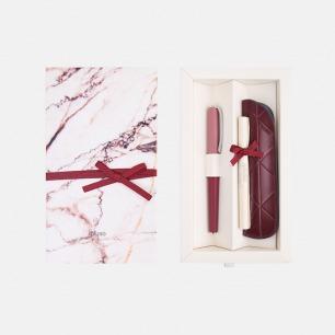 意索城市系列 钢笔笔套礼盒(三色可选)