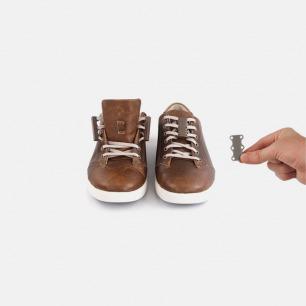 5秒钟穿鞋神器 懒人鞋带 | 跑步时鞋子也不会松开