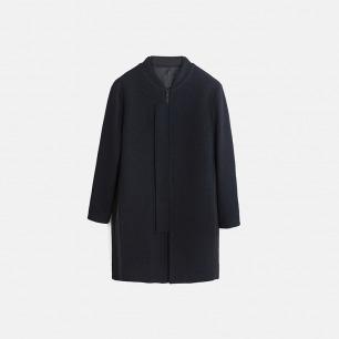 独立设计师品牌 棒球大衣(两色可选)