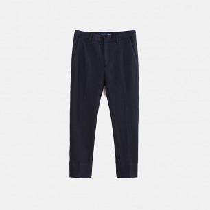独立设计师品牌 锥形九分裤