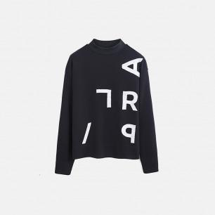 独立设计师品牌 文字卫衣