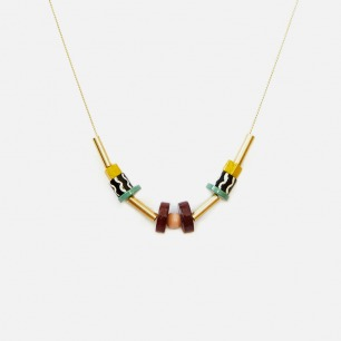 小众设计礼品西班牙原装进口 手工限量项链饰品(多款可选)