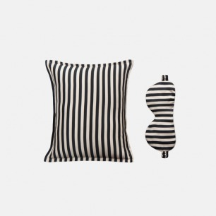 黑白摩登系列条纹旅行套装 | 摩登个性的趣味 完美细节