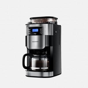 全自动咖啡机 创新专利  | 智能控制水量 透明水尺